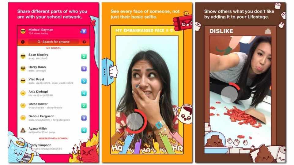 Facebook-Lifestage-App-iOS